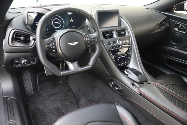 New 2021 Aston Martin DBS Superleggera 007 for sale $391,211 at Aston Martin of Greenwich in Greenwich CT 06830 14