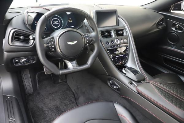 New 2021 Aston Martin DBS Superleggera for sale Sold at Aston Martin of Greenwich in Greenwich CT 06830 14