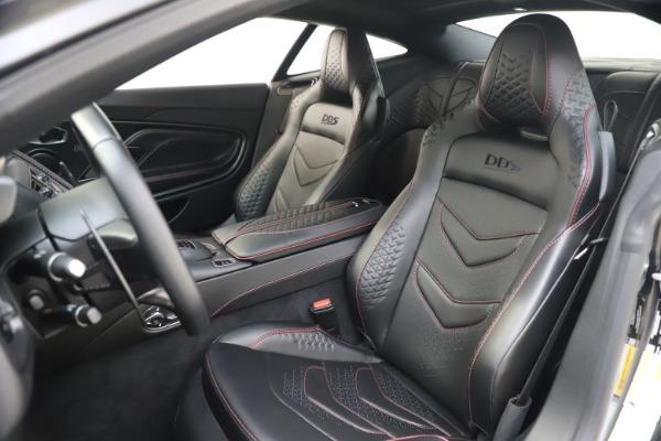 New 2021 Aston Martin DBS Superleggera for sale Sold at Aston Martin of Greenwich in Greenwich CT 06830 15