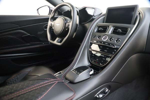 New 2021 Aston Martin DBS Superleggera 007 for sale $391,211 at Aston Martin of Greenwich in Greenwich CT 06830 17