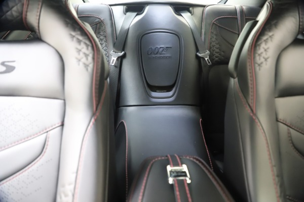 New 2021 Aston Martin DBS Superleggera for sale Sold at Aston Martin of Greenwich in Greenwich CT 06830 18