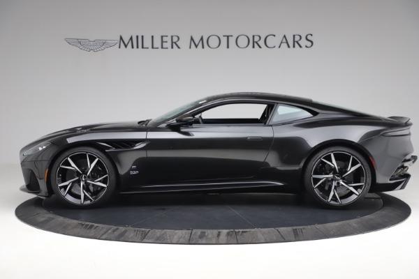 New 2021 Aston Martin DBS Superleggera 007 for sale $391,211 at Aston Martin of Greenwich in Greenwich CT 06830 2