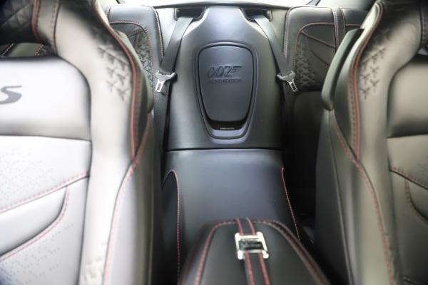 New 2021 Aston Martin DBS Superleggera 007 for sale $391,211 at Aston Martin of Greenwich in Greenwich CT 06830 22