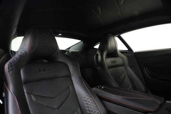 New 2021 Aston Martin DBS Superleggera 007 for sale $391,211 at Aston Martin of Greenwich in Greenwich CT 06830 23