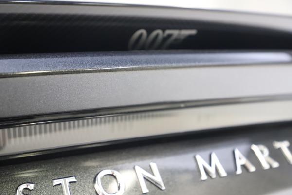 New 2021 Aston Martin DBS Superleggera 007 for sale $391,211 at Aston Martin of Greenwich in Greenwich CT 06830 25