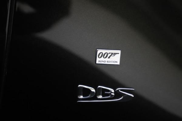 New 2021 Aston Martin DBS Superleggera for sale Sold at Aston Martin of Greenwich in Greenwich CT 06830 26