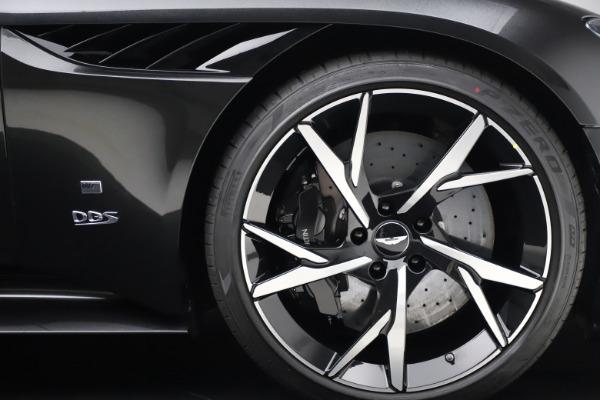 New 2021 Aston Martin DBS Superleggera 007 for sale $391,211 at Aston Martin of Greenwich in Greenwich CT 06830 27