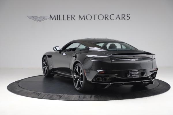 New 2021 Aston Martin DBS Superleggera 007 for sale $391,211 at Aston Martin of Greenwich in Greenwich CT 06830 4