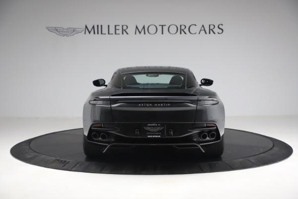 New 2021 Aston Martin DBS Superleggera 007 for sale $391,211 at Aston Martin of Greenwich in Greenwich CT 06830 5