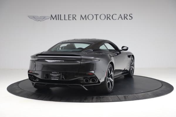 New 2021 Aston Martin DBS Superleggera 007 for sale $391,211 at Aston Martin of Greenwich in Greenwich CT 06830 6