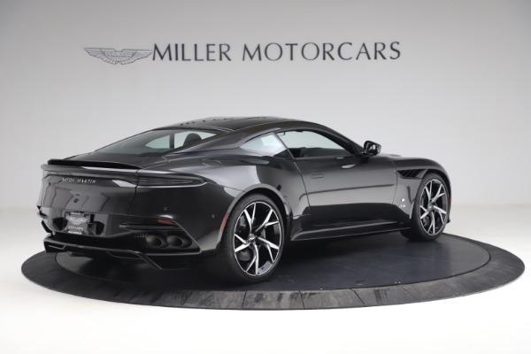 New 2021 Aston Martin DBS Superleggera 007 for sale $391,211 at Aston Martin of Greenwich in Greenwich CT 06830 7