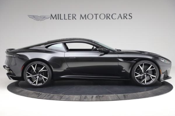 New 2021 Aston Martin DBS Superleggera 007 for sale $391,211 at Aston Martin of Greenwich in Greenwich CT 06830 8