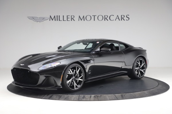 New 2021 Aston Martin DBS Superleggera 007 for sale $391,211 at Aston Martin of Greenwich in Greenwich CT 06830 1