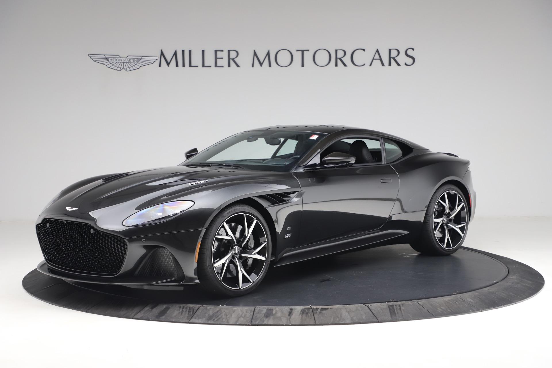 New 2021 Aston Martin DBS Superleggera for sale Sold at Aston Martin of Greenwich in Greenwich CT 06830 1