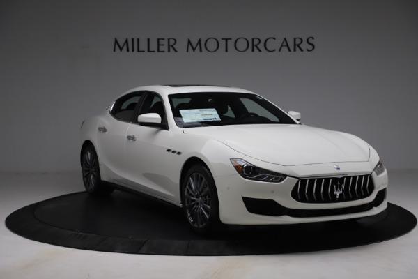 New 2021 Maserati Ghibli SQ4 for sale Sold at Aston Martin of Greenwich in Greenwich CT 06830 12