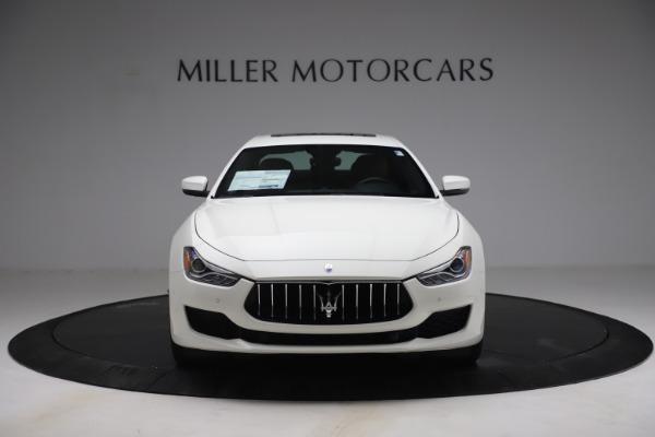 New 2021 Maserati Ghibli SQ4 for sale Sold at Aston Martin of Greenwich in Greenwich CT 06830 13