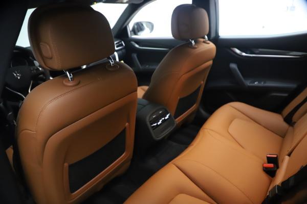 New 2021 Maserati Ghibli SQ4 for sale Sold at Aston Martin of Greenwich in Greenwich CT 06830 19