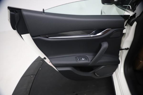 New 2021 Maserati Ghibli SQ4 for sale Sold at Aston Martin of Greenwich in Greenwich CT 06830 22