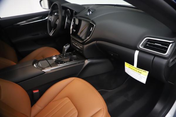 New 2021 Maserati Ghibli SQ4 for sale Sold at Aston Martin of Greenwich in Greenwich CT 06830 23