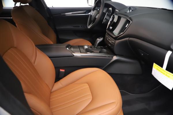 New 2021 Maserati Ghibli SQ4 for sale Sold at Aston Martin of Greenwich in Greenwich CT 06830 24