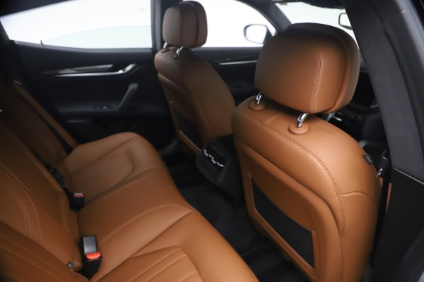 New 2021 Maserati Ghibli SQ4 for sale Sold at Aston Martin of Greenwich in Greenwich CT 06830 26