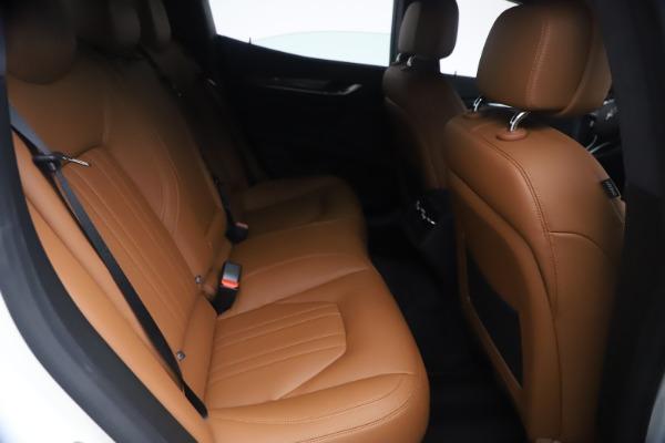 New 2021 Maserati Ghibli SQ4 for sale Sold at Aston Martin of Greenwich in Greenwich CT 06830 27