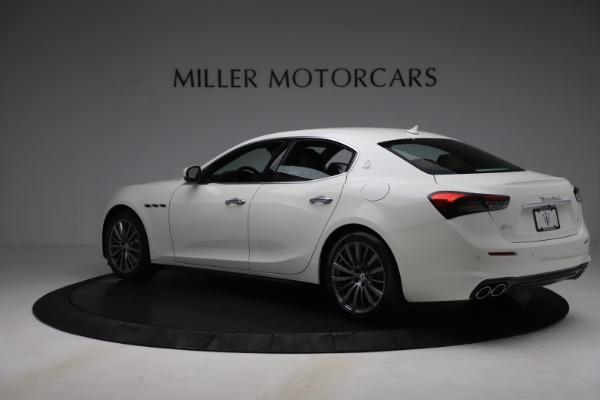 New 2021 Maserati Ghibli SQ4 for sale Sold at Aston Martin of Greenwich in Greenwich CT 06830 4