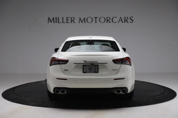 New 2021 Maserati Ghibli SQ4 for sale Sold at Aston Martin of Greenwich in Greenwich CT 06830 6
