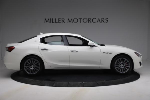 New 2021 Maserati Ghibli SQ4 for sale Sold at Aston Martin of Greenwich in Greenwich CT 06830 9