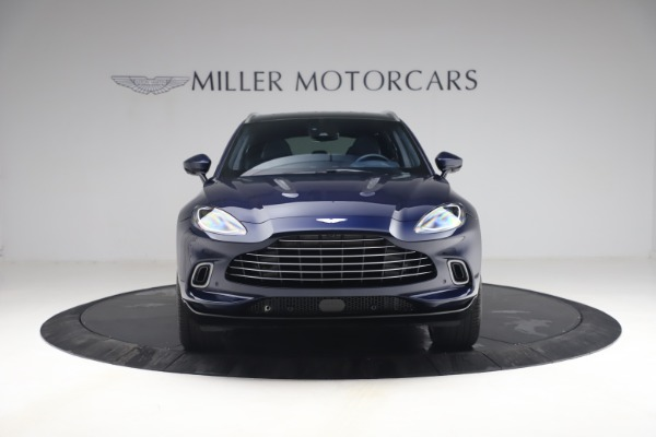 New 2021 Aston Martin DBX for sale $195,786 at Aston Martin of Greenwich in Greenwich CT 06830 11
