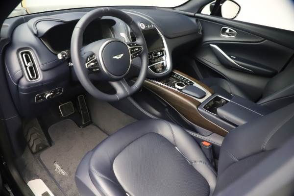 New 2021 Aston Martin DBX for sale $195,786 at Aston Martin of Greenwich in Greenwich CT 06830 13