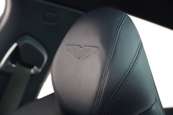New 2021 Aston Martin DBX for sale $195,786 at Aston Martin of Greenwich in Greenwich CT 06830 16