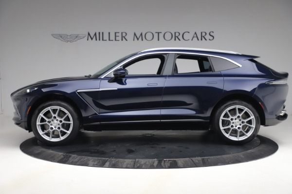 New 2021 Aston Martin DBX for sale $195,786 at Aston Martin of Greenwich in Greenwich CT 06830 2