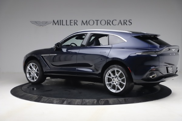 New 2021 Aston Martin DBX for sale $195,786 at Aston Martin of Greenwich in Greenwich CT 06830 3