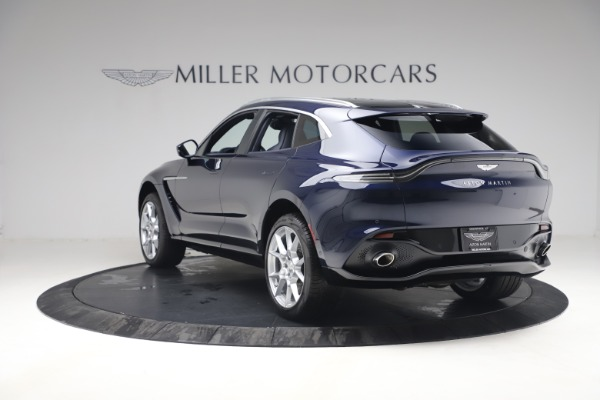 New 2021 Aston Martin DBX for sale $195,786 at Aston Martin of Greenwich in Greenwich CT 06830 4