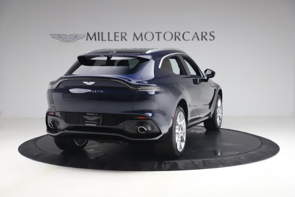 New 2021 Aston Martin DBX for sale $195,786 at Aston Martin of Greenwich in Greenwich CT 06830 6