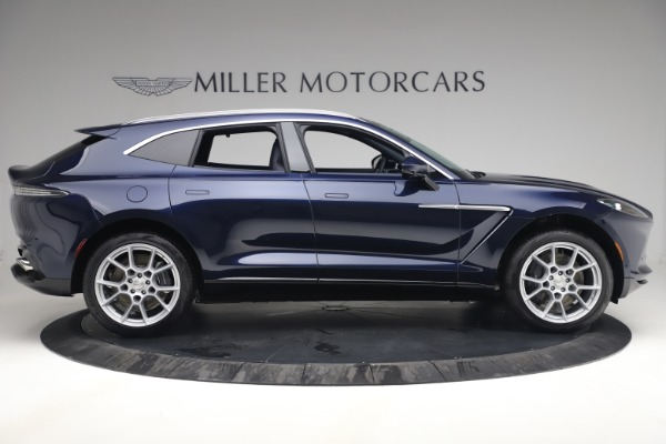 New 2021 Aston Martin DBX for sale $195,786 at Aston Martin of Greenwich in Greenwich CT 06830 8
