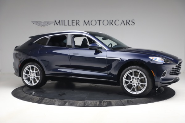 New 2021 Aston Martin DBX for sale $195,786 at Aston Martin of Greenwich in Greenwich CT 06830 9