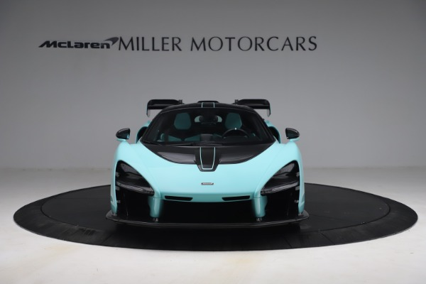 Used 2019 McLaren Senna for sale Sold at Aston Martin of Greenwich in Greenwich CT 06830 12