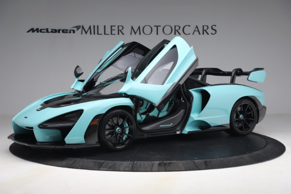 Used 2019 McLaren Senna for sale Sold at Aston Martin of Greenwich in Greenwich CT 06830 15