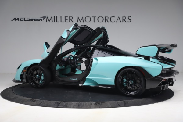 Used 2019 McLaren Senna for sale Sold at Aston Martin of Greenwich in Greenwich CT 06830 17