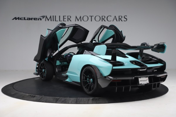 Used 2019 McLaren Senna for sale Sold at Aston Martin of Greenwich in Greenwich CT 06830 18