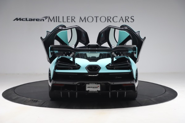 Used 2019 McLaren Senna for sale Sold at Aston Martin of Greenwich in Greenwich CT 06830 19
