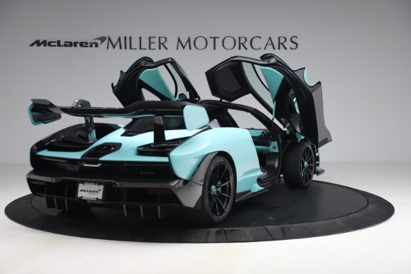 Used 2019 McLaren Senna for sale Sold at Aston Martin of Greenwich in Greenwich CT 06830 20