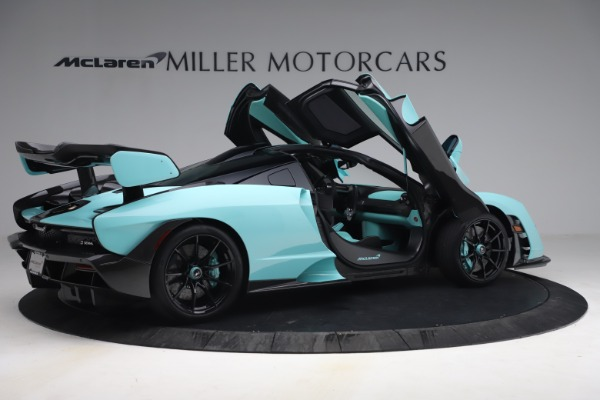 Used 2019 McLaren Senna for sale Sold at Aston Martin of Greenwich in Greenwich CT 06830 21