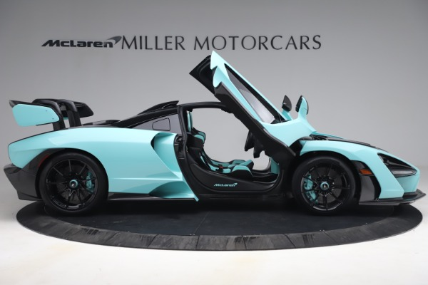 Used 2019 McLaren Senna for sale Sold at Aston Martin of Greenwich in Greenwich CT 06830 22
