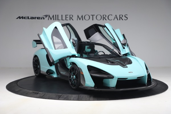 Used 2019 McLaren Senna for sale Sold at Aston Martin of Greenwich in Greenwich CT 06830 24