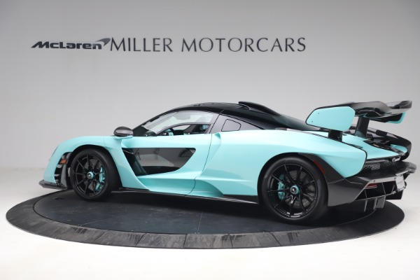 Used 2019 McLaren Senna for sale Sold at Aston Martin of Greenwich in Greenwich CT 06830 4