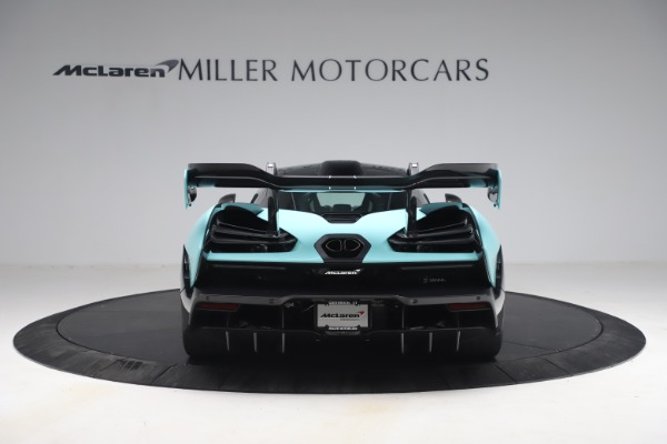 Used 2019 McLaren Senna for sale Sold at Aston Martin of Greenwich in Greenwich CT 06830 6