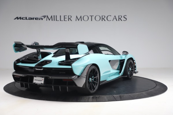 Used 2019 McLaren Senna for sale Sold at Aston Martin of Greenwich in Greenwich CT 06830 7